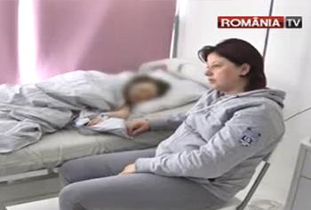 Copii cu arsuri, operaţi gratuit în clinica Zetta
