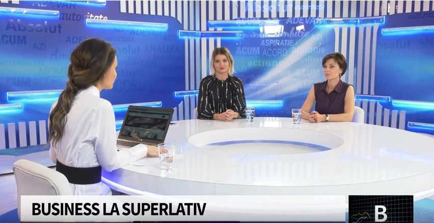 Business la superlativ - Managementul unui ONG - Andreea Constantin și Alina Botezatu