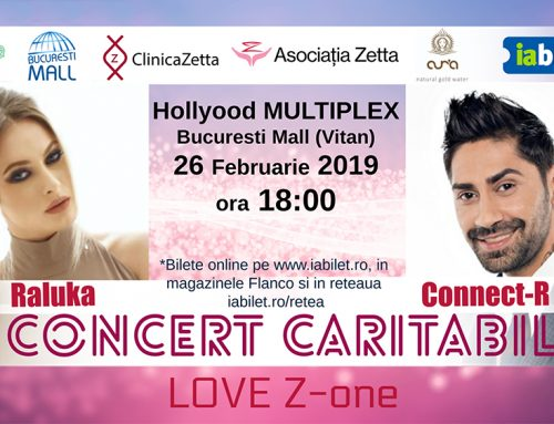 Concert Caritabil LOVE Z-one